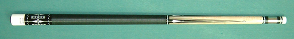 2003 4-point  New cue!  most deluxe version. (2) 13mm Shaft Made for Me!!