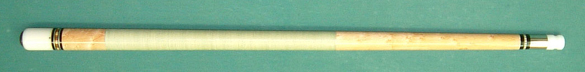 Plain cue for 9- ball Players (1) 13mm Very Good Shafts
