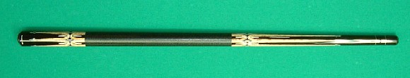 The cue showed on the Blue Book of Pool Cues.
