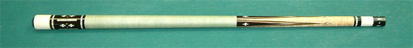 4-point of Ebony All White point Fancy Joint Protectors