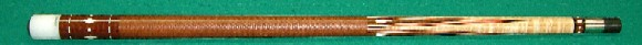 Rare snakewood four point. Fancy Joint collar design